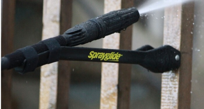 Sprayglide Single